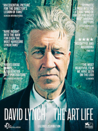 David Lynch : The Art Life